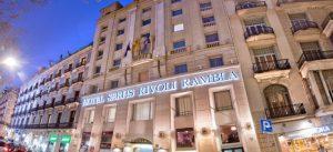 Hotel Rivoli Rambla