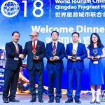 "Chinese Friendly obtiene el premio ""Best Partner"" de la WTCF"