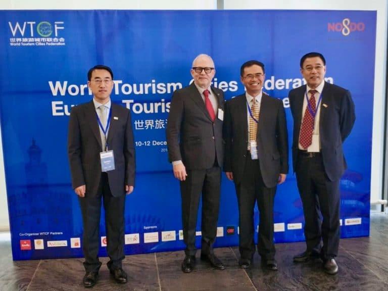 En este momento estás viendo Chinese Friendly en Conferencia de la WTCF en Sevilla