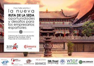 Conferencia La Nueva Ruta de la Seda – Cámara de Comercio de Sevilla