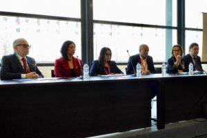 Presentación del informe sobre el desarrollo turístico de América Latina y el Caribe en FITUR 2020